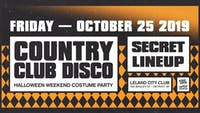 Country Club Disco Halloween Party