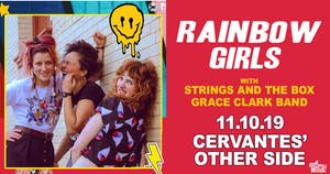 Rainbow Girls w/ Strings and the Box, Grace Clark Band