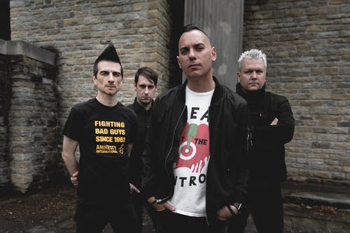 ANTI-FLAG - 20/20 Vision Tour