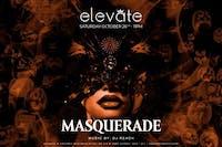 Masquerade Bash at Elevate Nightclub NYC 10/26