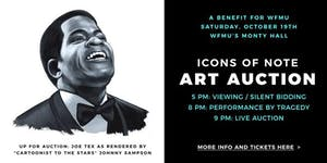Icons of Note  Art Auction