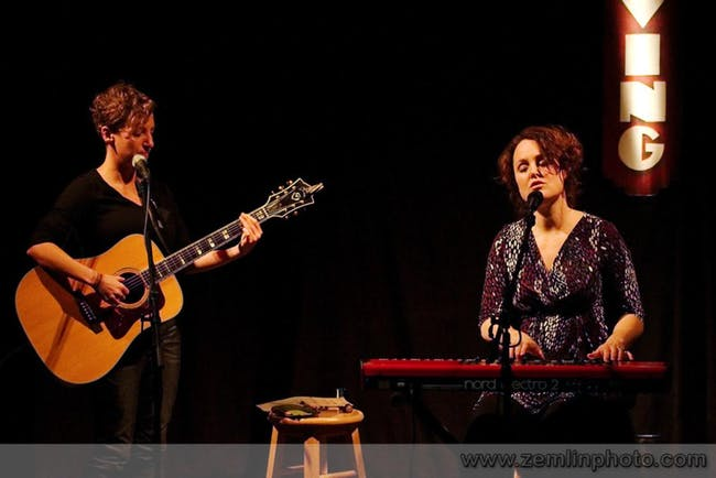 Anne Heaton and Natalia Zukerman: An Evening of Songs and Stories