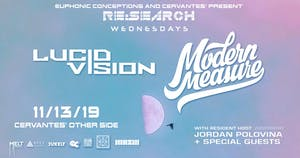 RE:Search feat. Lucid Vision and Modern Measure w/ Jordan Polovina