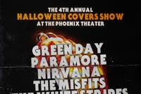 Halloween Covers Show at the Phoenix