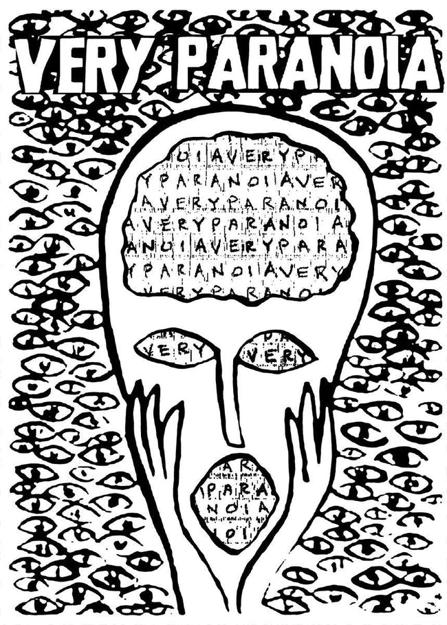 Very Paranoia // Heavy Breather // DOMS