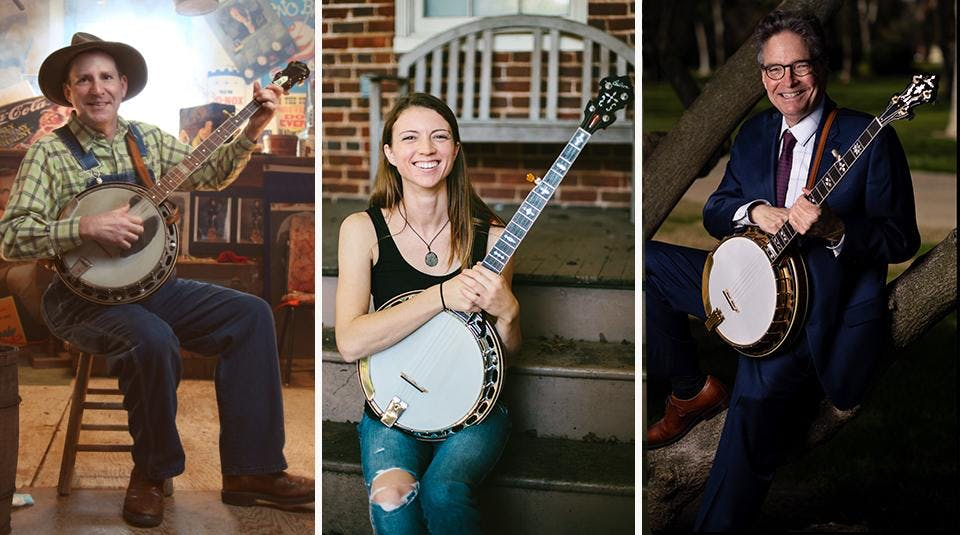 8th Annual California Banjo Extravaganza