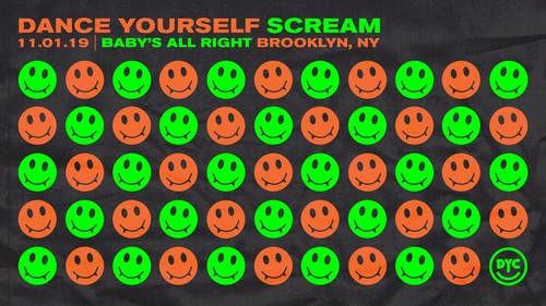 Dance Yourself Scream (Halloween Edition)