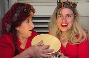 Xmas Blues Feat. Meredith Axelrod and Suzy Thompson