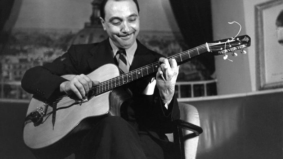 Django Reinhardt Birthday Celebration (1/25/20)