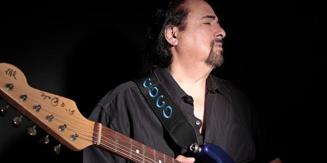 Coco Montoya w/ Jack of Diamonds