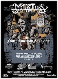 Mortiis - North American Tour 2020