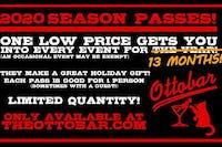 2020 Ottobar Season Pass