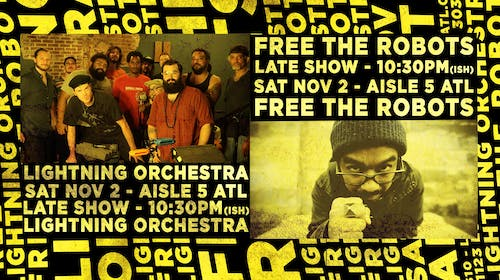 Free the Robots, Lightning Orchestra