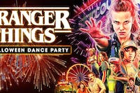 Stranger Things – A Spooky 80's Dance Party