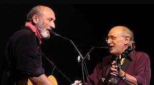 Peter Yarrow and Noel Paul Stookey (of Peter, Paul & Mary) - 3/14/20