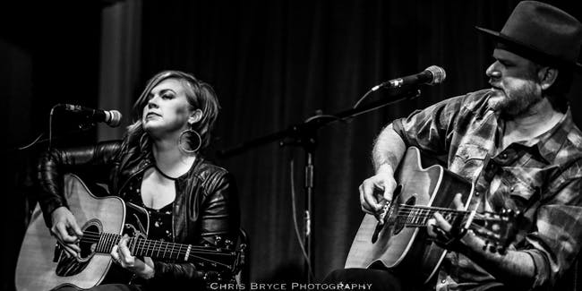 Jason Eady & Courtney Patton