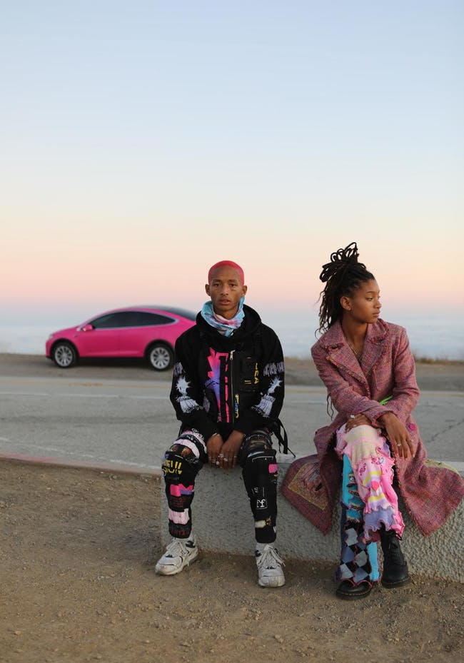 JADEN & WILLOW  - The Willow & Erys Tour