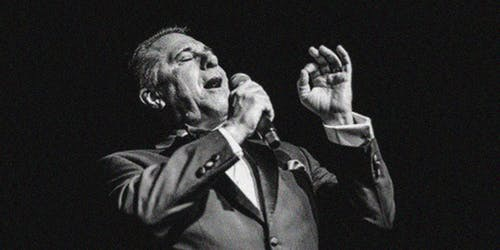 An Evening With: Tony Sands as Frank Sinatra