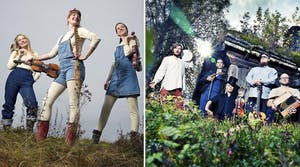 SVER's Epic Nordic Folk Fest