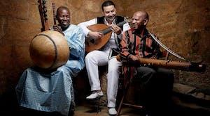 3MA: Ballaké Sissoko, Driss El Maloumi, and Rajery
