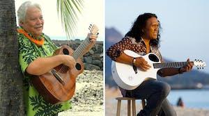 Legends: Keola Beamer and Henry Kapono