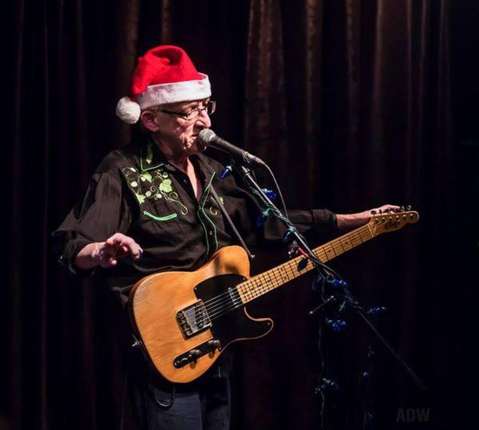 Bill Kirchen's Honky Tonk Holiday with the Hounds of Bakersfield