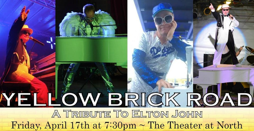 Yellow Brick Road – A Tribute to Elton John