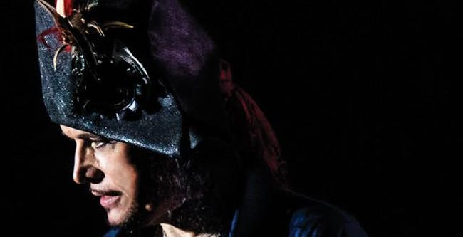 SHOW CANCELED: Adam Ant: Friend or Foe