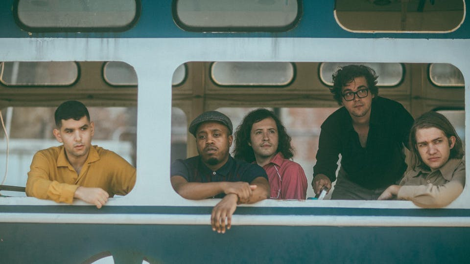 DURAND JONES & THE INDICATIONS with KAINA