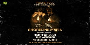 SHORELINE MAFIA Performing Live!