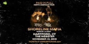 SHORELINE MAFIA Performing Live!