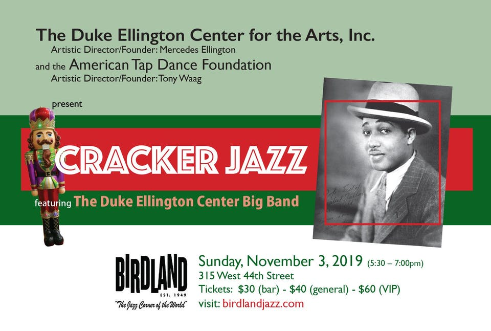 CrackerJazz: Compositions from Duke Ellington's 1960 Nutcracker Suite