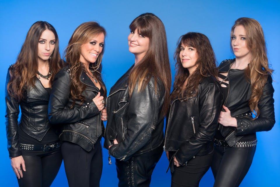 The Iron Maidens • Olathia