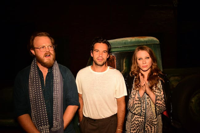 The Lone Bellow - Half Moon Light Tour