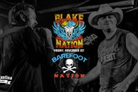Blake Nation with Barefoot Nation