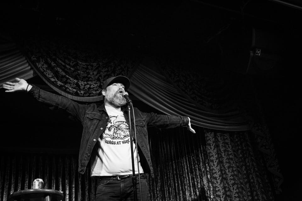 Kyle Kinane: The Spring Break Tour