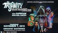 The Trifinity (Yheti x Toadface x Mt. Analogue) w/ Supertask, Godlazer