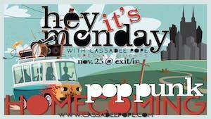 Cassadee Pope's Pop Punk Homecoming