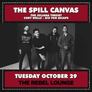 THE SPILL CANVAS
