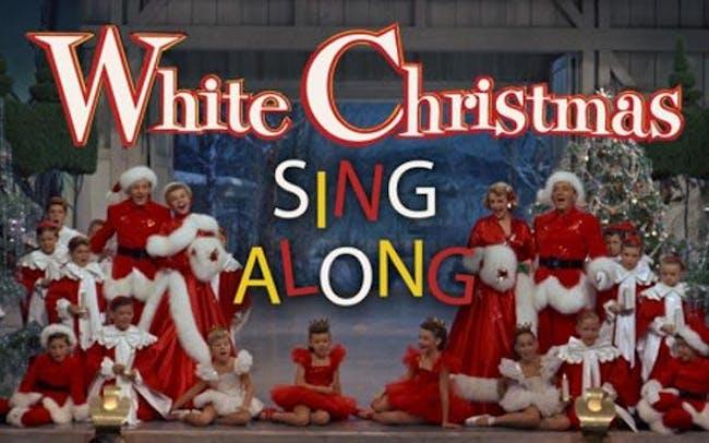 WHITE CHRISTMAS SIng-Along