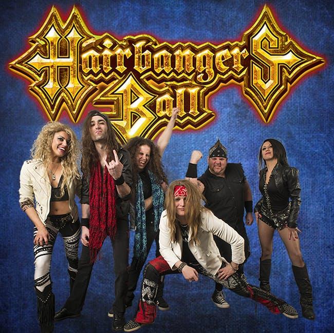 Hairbangers Ball