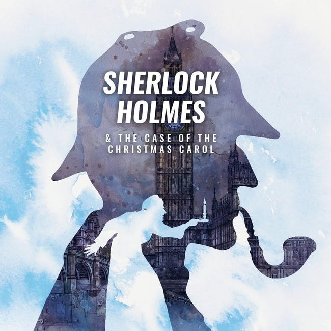 Image result for a sherlock carol""
