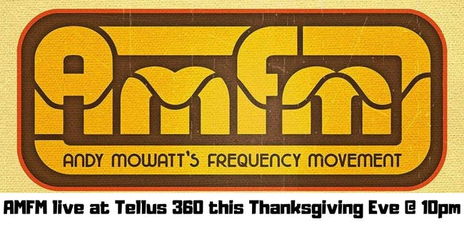AMFM: Thanksgiving Eve Bash