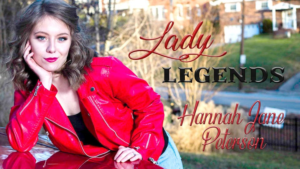 Hannah Jane Peterson: Lady Legends
