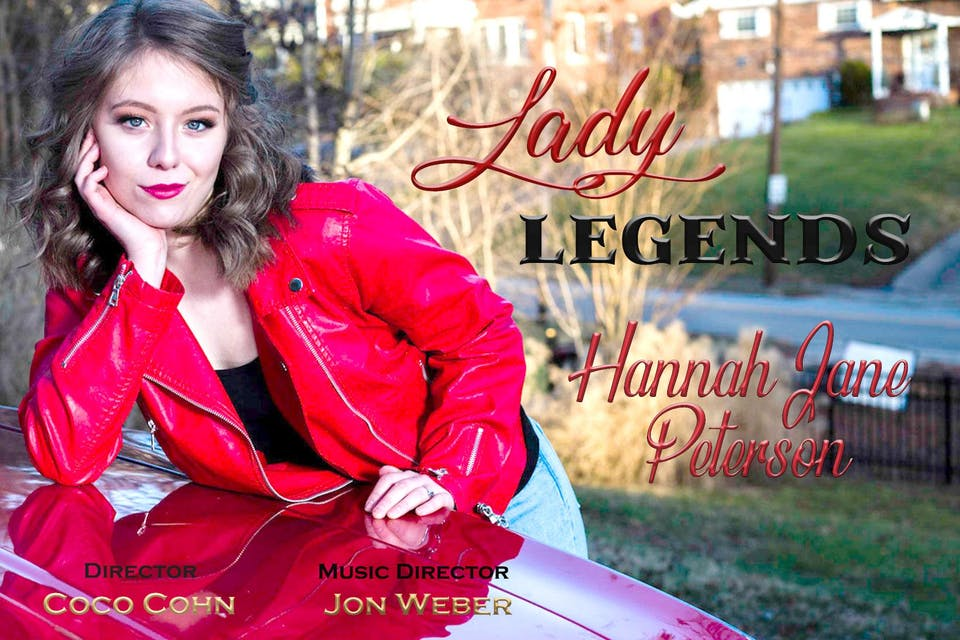 Hannah Jane Peterson: Lady Legends