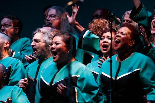 Oakland Interfaith Gospel Choir Ensemble