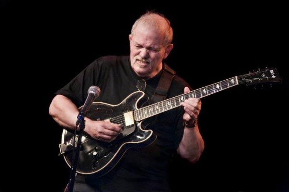 Remembering John Abercrombie: An All-Star Salute for his 75th Birthday
