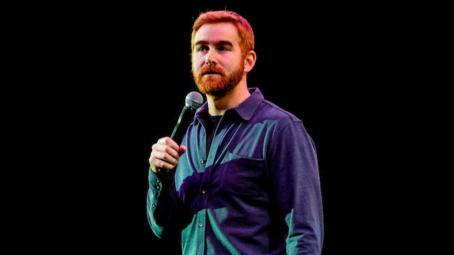 Andrew Santino: The Red Rocket Tour