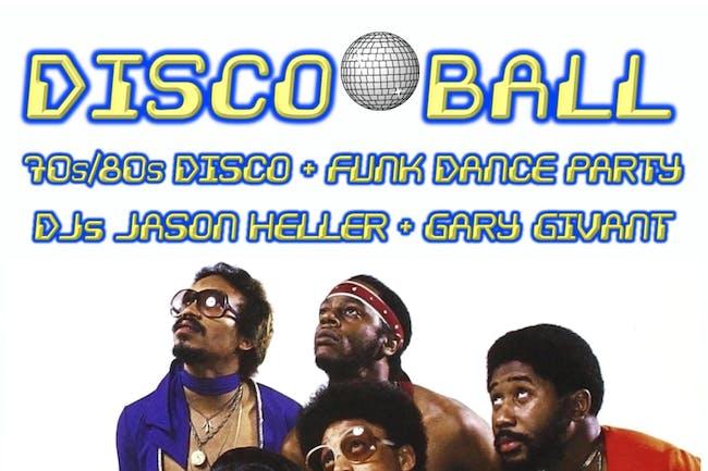 Disco Ball (70's Dance Party)