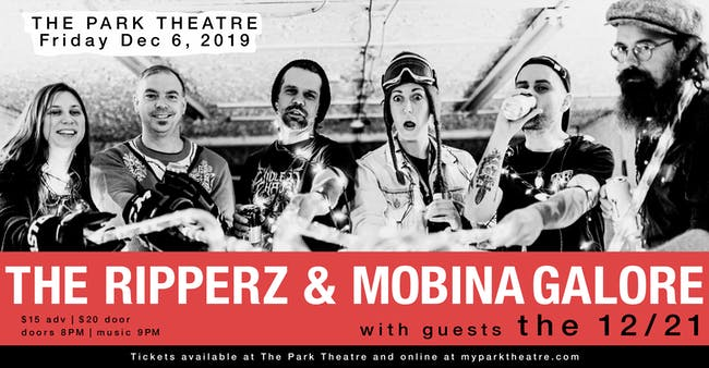 Ripperz | Mobina Galore with guests the 12/21